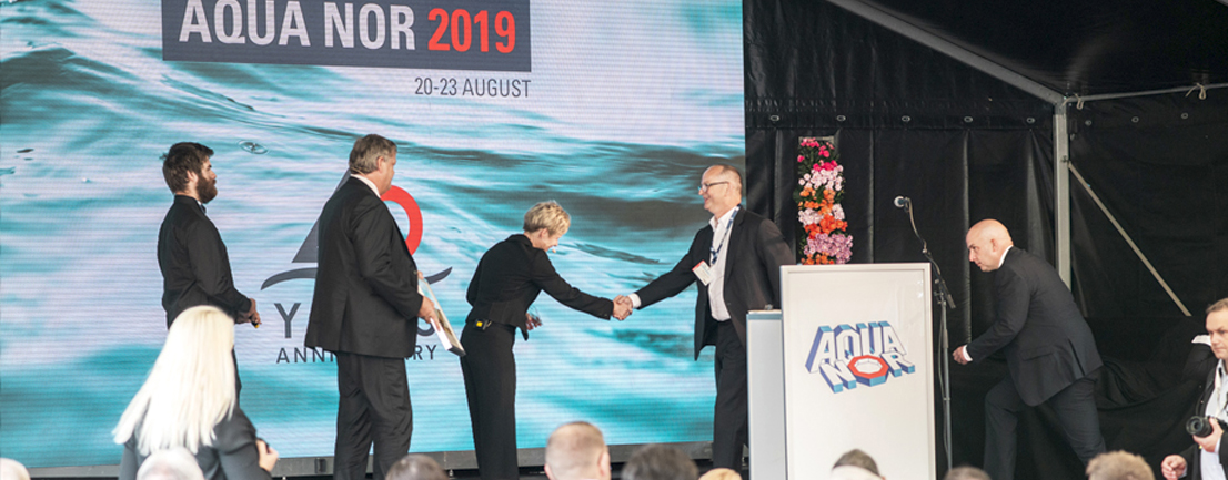 Finalistene til Stiftelsen Nor-Fishings Innovasjonspris 2021