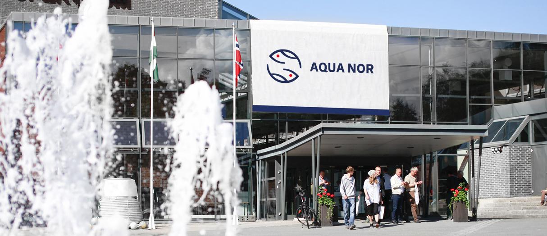 New profile and logo for Aqua Nor 2021